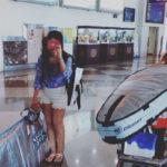 SUP-at-airport