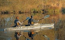 Како да останете суви при веслање?