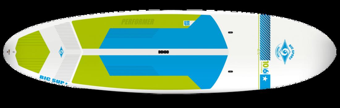 Тест возење: Новиот BIC SUP 10'6 PERFORMER